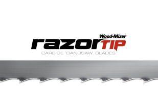 RazorTIP Carbide Bandsaw Blade