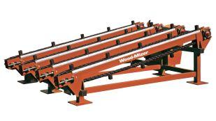 Log Incline Deck for SLP System