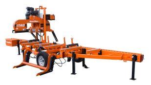 LT40 Hydraulic Portable Sawmill