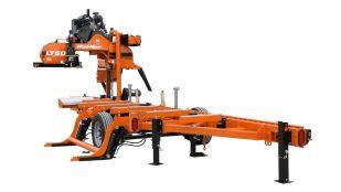 LT50 Hydraulic Portable Sawmill