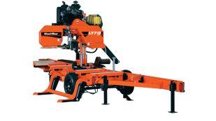 LT70 Hydraulic Portable Sawmill