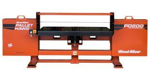 Pallet Hawg® PD200 Pallet Dismantler