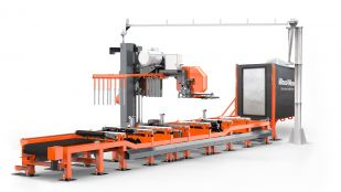 WM4500 Industrial Sawmill