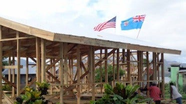 Building 600 Homes in Fiji After Cyclone Winston