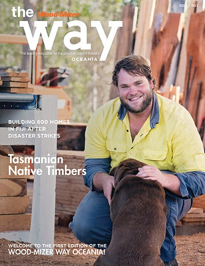 Wood-Mizer Way Magazine #105