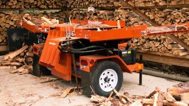 Wood-Mizer Log Splitters